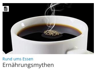 Foto Hausschmaus Kaffee